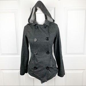 Paris Blues Hooded Jacket